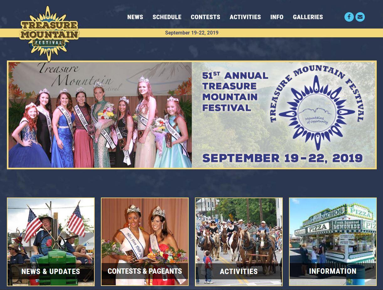 Treasure Mountain Festival
